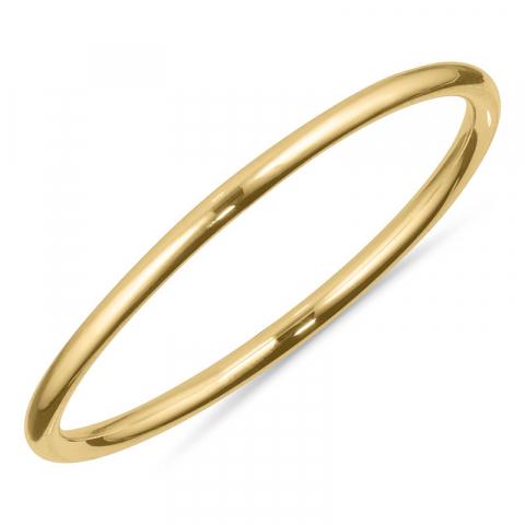 Simple Rings ring i 9 karat guld