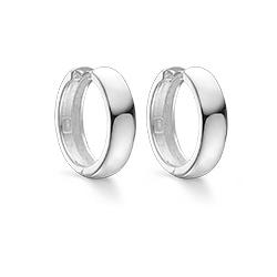 20 mm Støvring Design creoler i sølv
